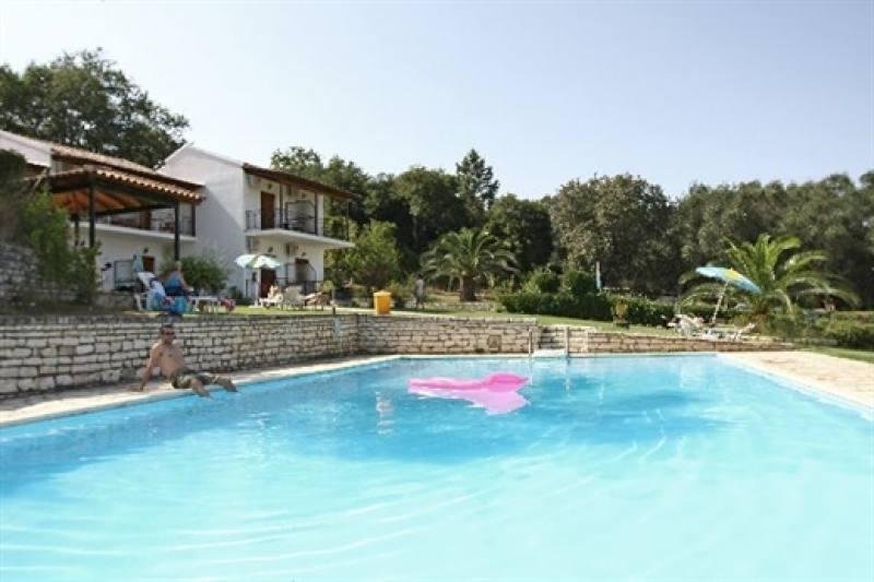 Appartementen Alexandros en Yannis - Dassia - Corfu